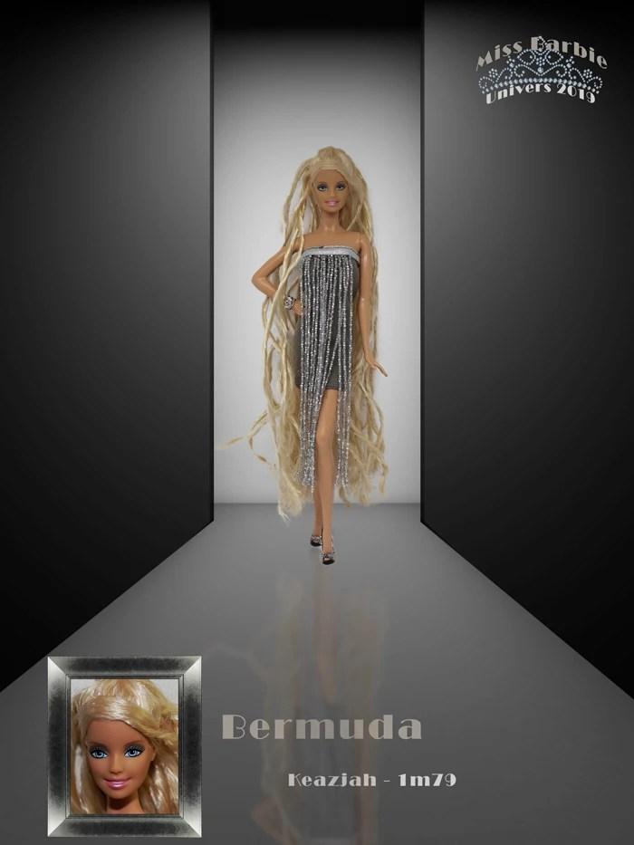 Miss Barbie Keazjah