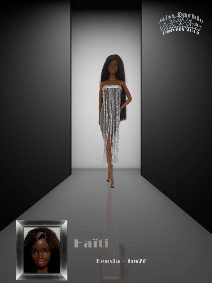 Miss Barbie Kensia