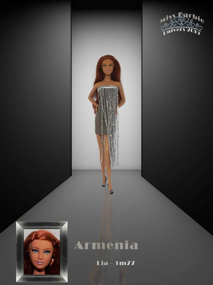 Miss Barbie Lia