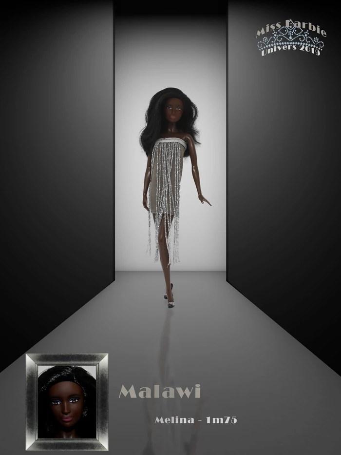Miss Barbie Melina