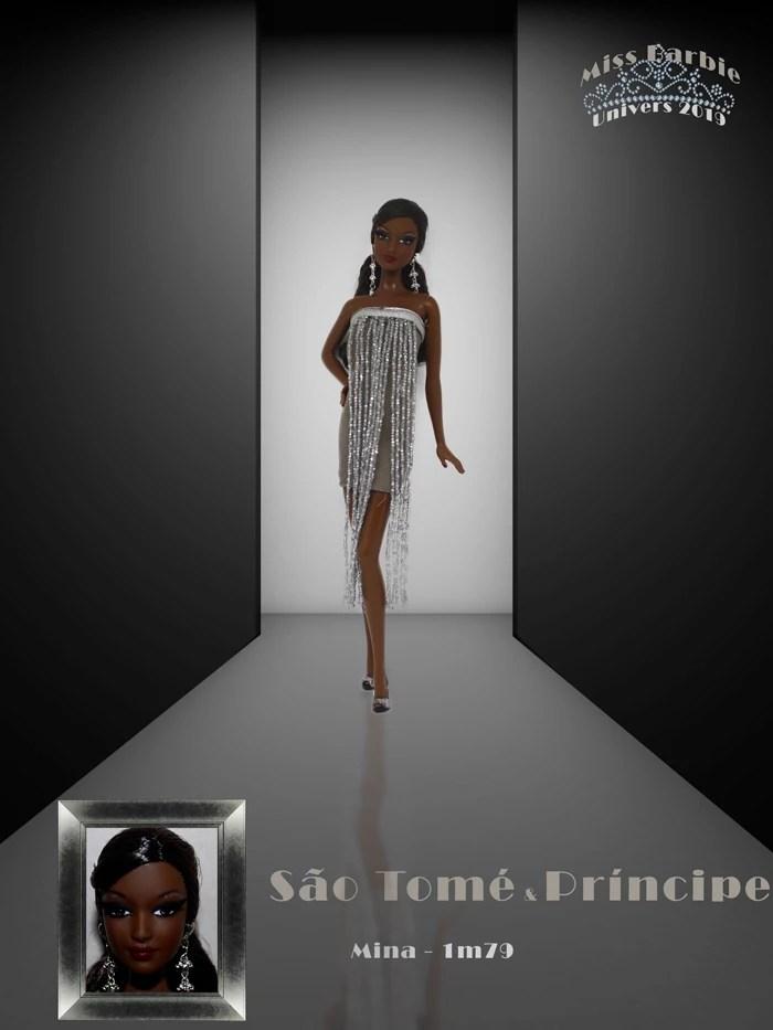 Miss Barbie Mina