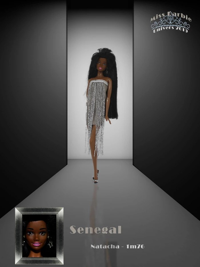 Miss Barbie Natacha