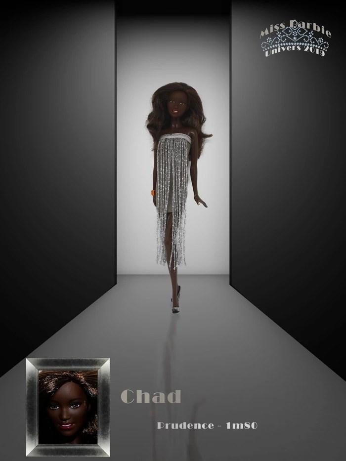 Miss Barbie Prudence