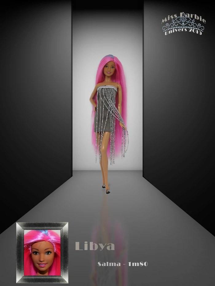 Miss Barbie Salma