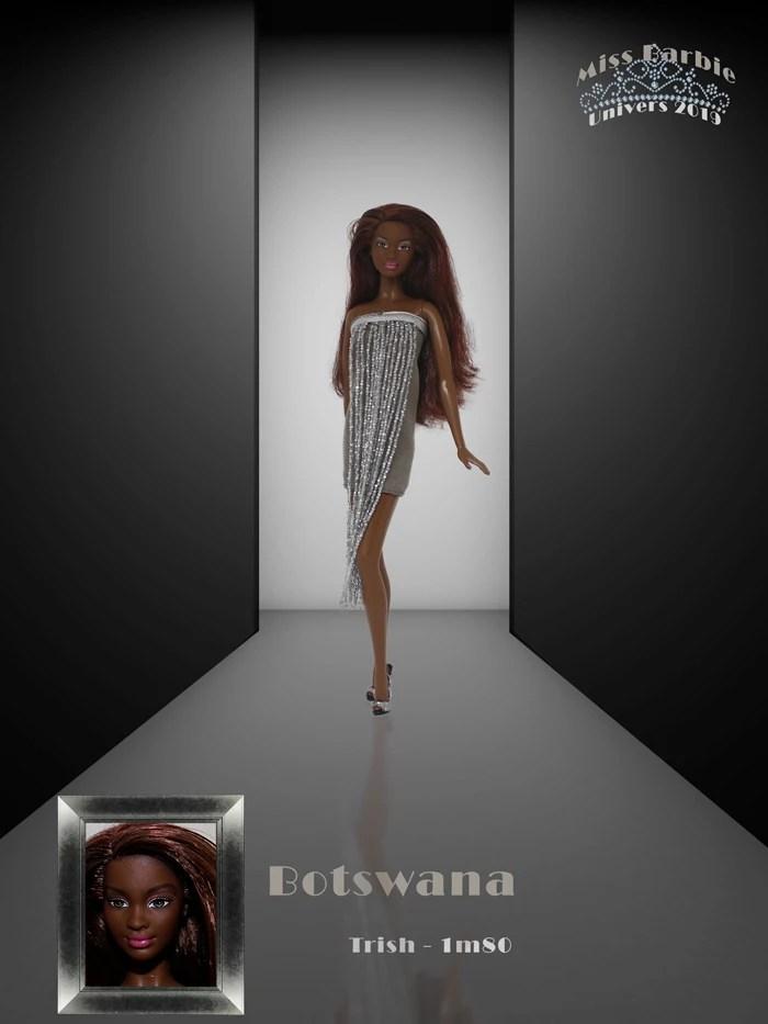 Miss Barbie Trish
