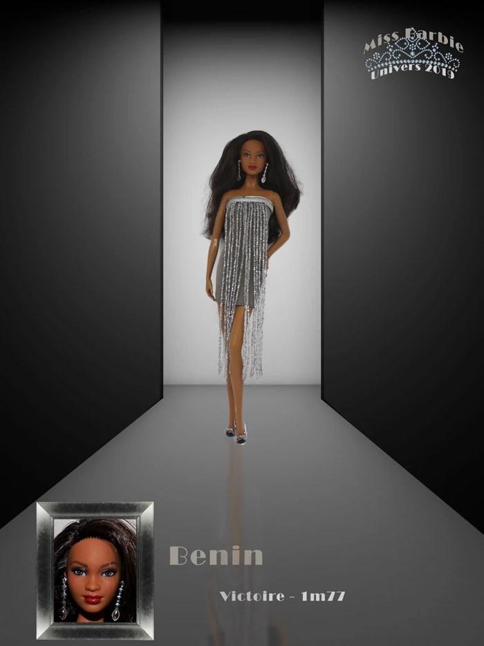 Miss Barbie Victoire