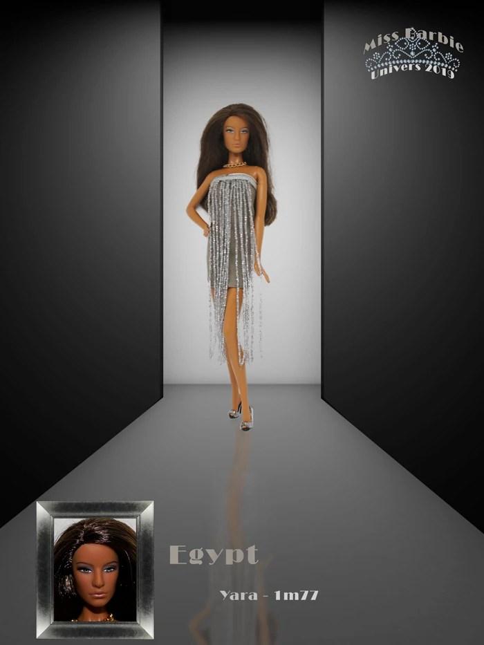 Miss Barbie Yara