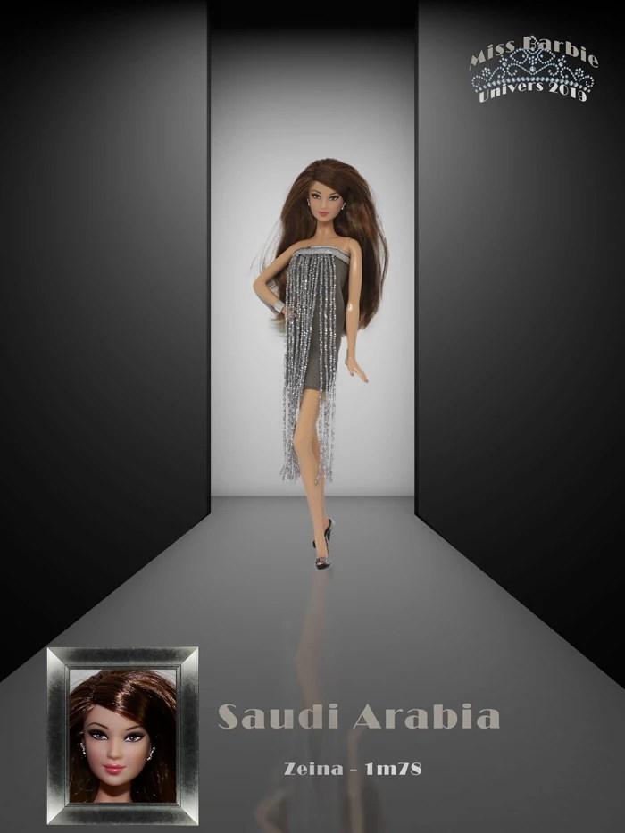 Miss Barbie Zeina
