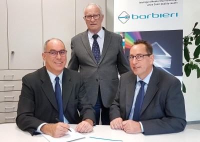 35 years Barbieri, a successful family business