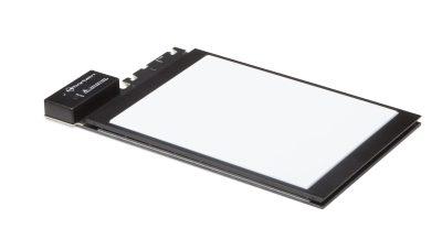 Electrostatic textile sample holder Spectro LFP qb