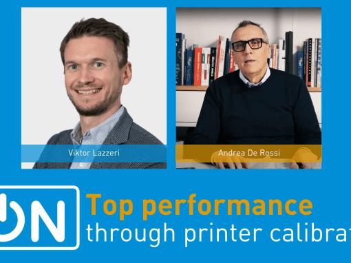 Top performance through printer calibration