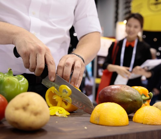 national restaurant association world culinary line-up kitchen innovations awards