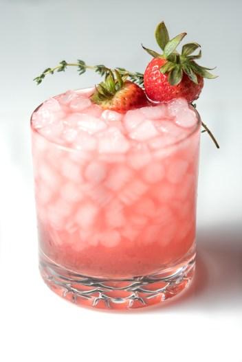 Summer Lovin' Cocktail
