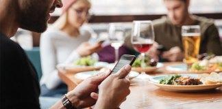 Customers Using WiFi In Bars