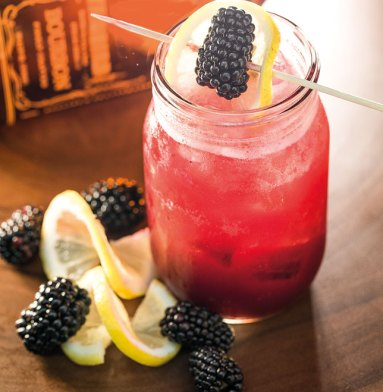 Duke Bourbon Blackberry Bourbon Lemonade Recipe