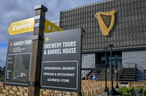 Guinness' Open Gate Brewery & Barrel House In Maryland