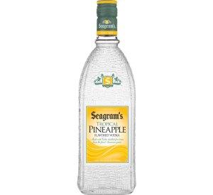 Seagram's Tropical Pineapple Vodka