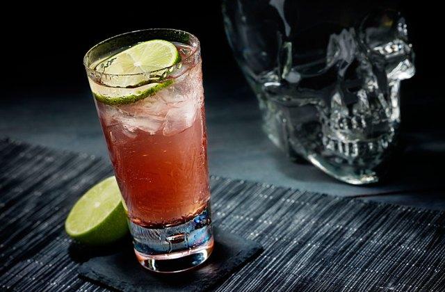 Crystal Head Vodka I'm Into Ginger Cocktail Recipe