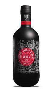 wolf spirit BloodxSweatxTears™ Vodka