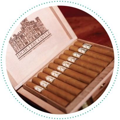 Highclere Castle Cigar