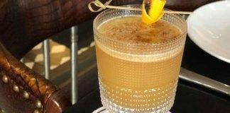 Rafe Gabel's Ho Ho Honey Cocktail Recipe