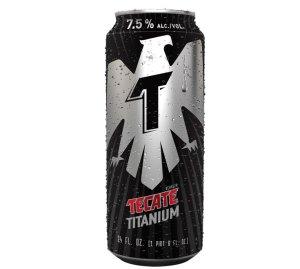 Tecate® Titanium