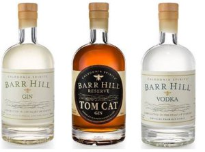 Barr Hill Caledonia Spirits