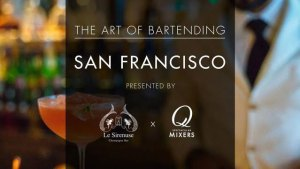 The Art of Bartending Q Mixers Le Sirenuse