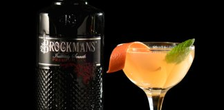 Brockmans Gin's Forbidden Fruit Cocktail Recipe