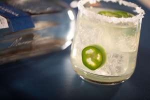 Camarena Spicy Jalapeno Margarita Recipe