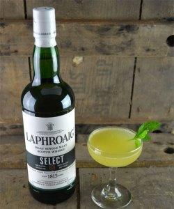 Laphroaig's End O the Rainbow cocktail recipe