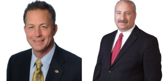 Mike Hickey Scott Redler NRA Co-chairs