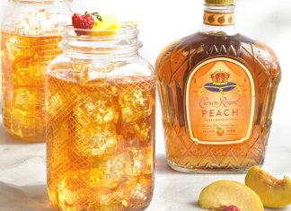 Crown Royal Peach Tea Cocktail Recipe