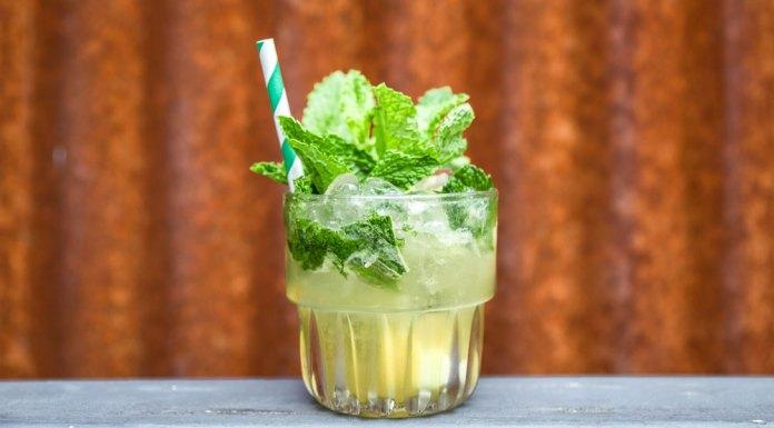 Seagram's Watermelon Smash Cocktail Recipe