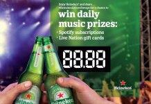 Heineken Summer Music Sweepstakes