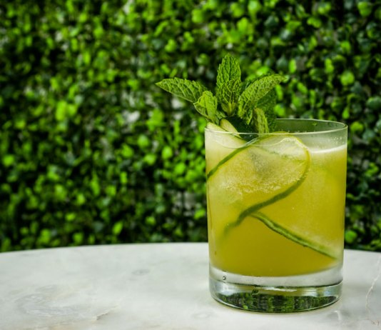 Ron Barceló Pepino Hasta la Tambora Cocktail Recipe