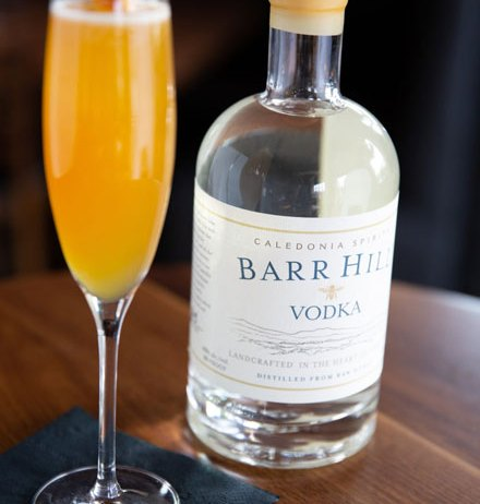 Barr Hill's Walk on Water Cocktail Recipe