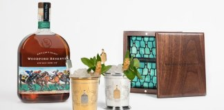 Woodford Reserve's 2019 $1,000 Mint Julep Kentucky Derby Recipe