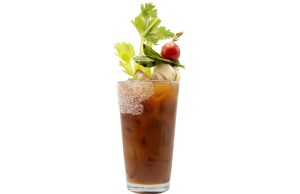 Monin Caprese Bloody Mary cocktail recipe