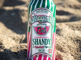 Narragansett Del's Watermelon Shandy