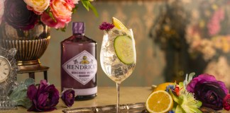 Hendrick's Gin Midsummer Spritz Cocktail Recipe