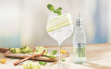 Fever-Tree Refreshingly Light Cucumber Tonic