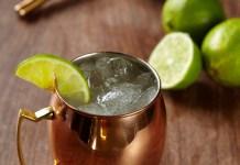 Reyka Vodka Icelandic Mule cocktail recipe