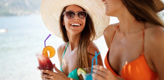 summer seasonal cocktails