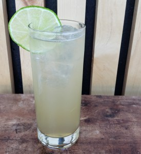 Angela Ryskiewicz's West Coast Lime cocktail recipe
