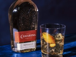 Camarena Tequila Camarena Old Fashioned cocktail recipe