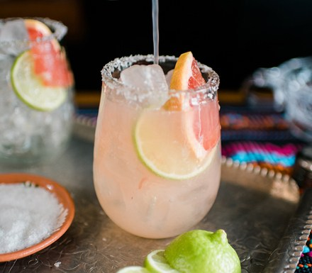 Tequila Cazadores Highland Margarita Cocktail Recipe