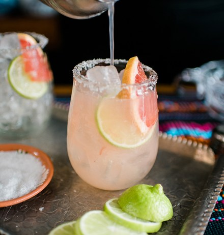 Tequila Cazadores Highland Margarita Cocktail Recipe