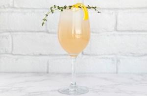 Rekorderlig Cider Swedish Spritz cocktail recipe
