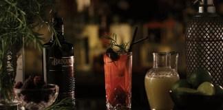 Brockmans Gin Blackberry Sling cocktail recipe